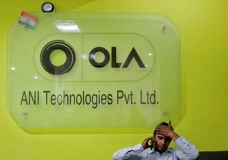 ola office contact number