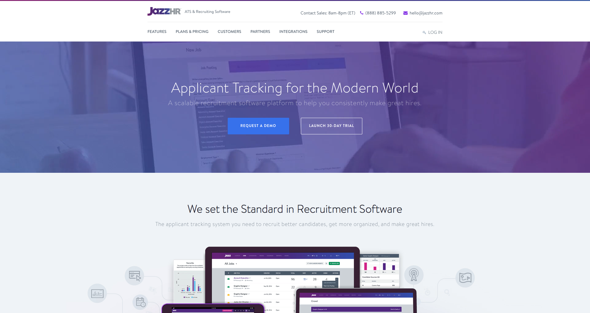 Jazzhr Company Profile Office Locations Competitors Funding