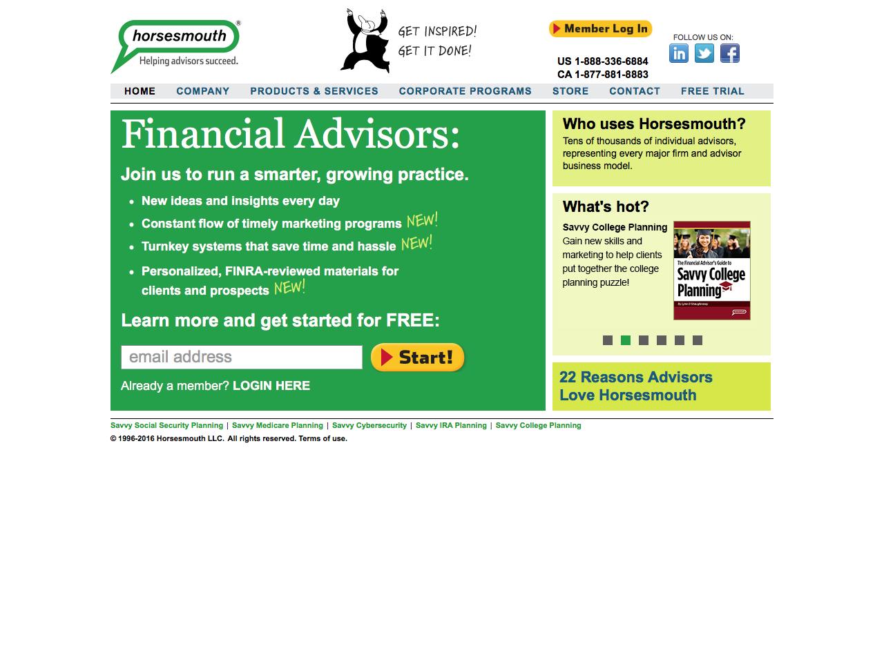 horsesmouth company profile office locations jobs key people