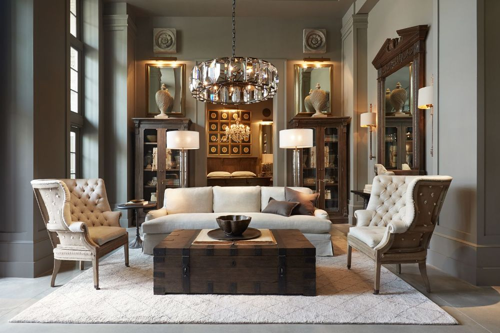 Bon Restoration Hardware Company Profile   Office Locations, Jobs, Key People,  Competitors, Financial Metrics, News, Company Life   Company Profile On  Craft.co