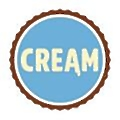 CREAM logo