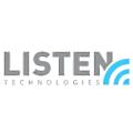 Listen Technologies Corporation logo