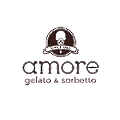AMORE Gourmet Gelato logo