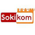 Sokikom logo