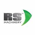 RS Machinery logo