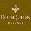 Hotel Julien Dubuque logo