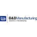 B&B Manufacturing logo