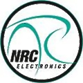 NRC Electronics logo