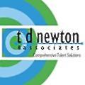 t d newton & associates logo