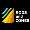 Rods and Cones logo