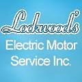 Lockwood's Electric Motor Service logo