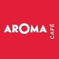 Aroma Cafe logo