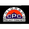 Colorado Precast Concrete logo