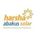 Harsha Abakus Solar logo