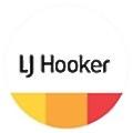 L J Hooker logo