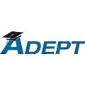 Adept Fasteners logo
