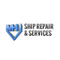 MHI Ship Repair & Services logo