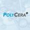 PolyCera Membranes logo