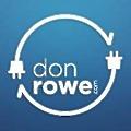 Donrowe.com logo