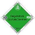 Regulations Update Services logo