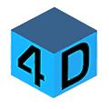 4D Shopping logo