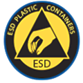 ESD Plastic Containers