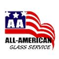 American Glass Service logo