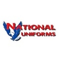 National Uniforms logo