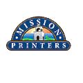 Mission Printers logo