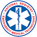 National Registry of Emergency Medical Technicians logo