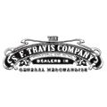 S.F. Travis logo