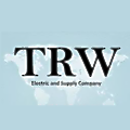 TRW Electric and Supply logo