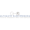 Ultimate Electronics logo