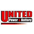 United Power & Battery logo