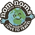 Nom Noms World Food logo