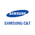 Samsung C&T Corporation logo