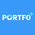 PortfoPlus logo
