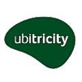 Ubitricity logo