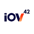 IOV42 logo