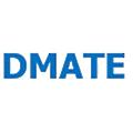 DMATE logo