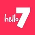 Hello7 logo