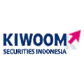 Kiwoom Sekuritas Indonesia logo