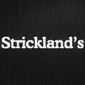 Strickland's logo