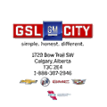 GSL GM City logo