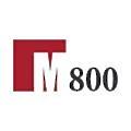 M800 logo