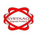 SYSTAAQ Diagnostic Products logo