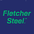 Fletcher Steel logo
