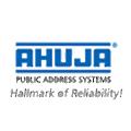 Ahuja Radios logo
