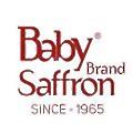 Baby brand saffron logo