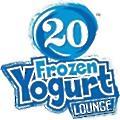 20 Degrees Frozen Yogurt Lounge